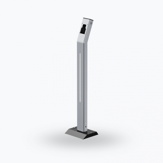 Standing Bracket with Face Recognition Terminal